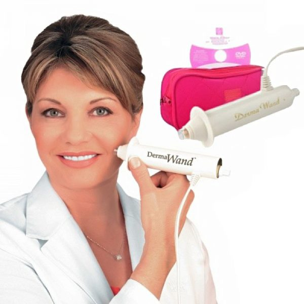 Dermawand Basic Retail Kit With Pre-Face Treatment