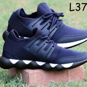 S&J Sports Navy Blue Colored Casual And Formal Shoes (L37-1)
