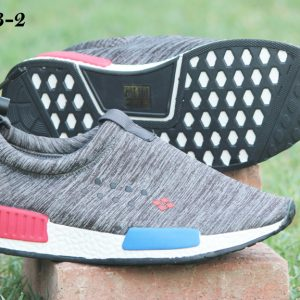 S&J Sports Grey Colored Casual And Formal Shoes (XY-23-2)