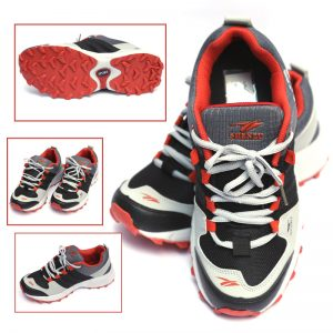 AXP Shenzu New Design Red Color Sports Shoes