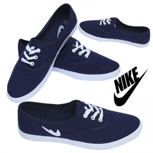 NAM-02Qiaochi Fashionable Navy Blue Color Shoes For Him