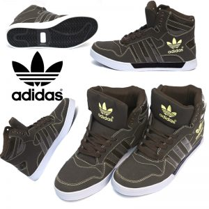Adidas Casual & Comfortable Brown Colored Shoes For Him