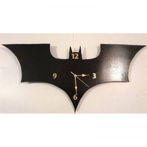 New Batman Design Aclyric Wall Clock
