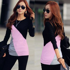 New Stylish Designed Top For Her (Pink)