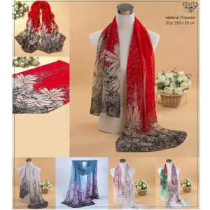 Pack Of 2 New Design Scarf