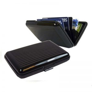 Pack Of 2 Security Credit Card Wallet
