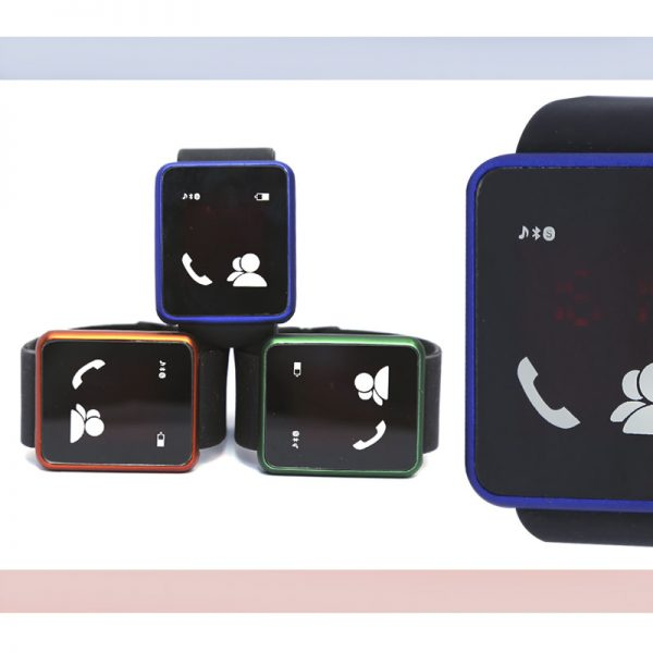 Pack Of 2 Digital Touch Watches