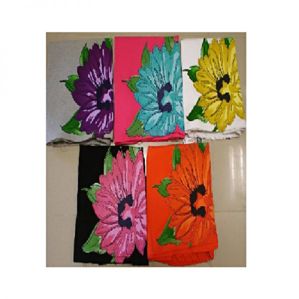 Pack Of 3 Flower Printed Tube Tops