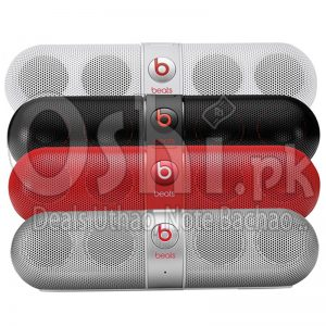 Beats Pill Portable Stereo Speaker With Bluetooth