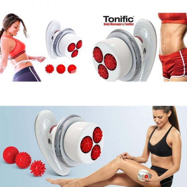 Tonific Relax Tone Body Massager (GM)