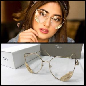 Dior Angle Wing Spectacles 👓 & Restock Sunglasses