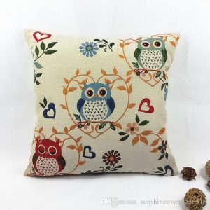 4 Customized Pillow Covers