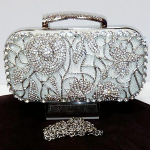 Fancy Bridal Clutch