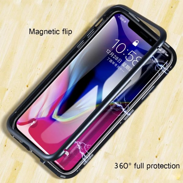 Magnetic Flip Cover
