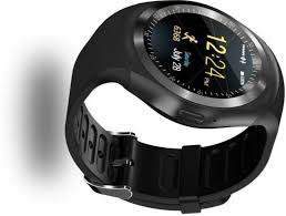 Smart Watch Y1 Smart Watch Phone - Black